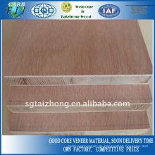 Pine Core 18mm Okoume Blockboard