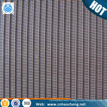 5 10 15 20 25 30 45 80 micron stainless steel reverse dutch weave belt wire mesh plastic woven filter bag