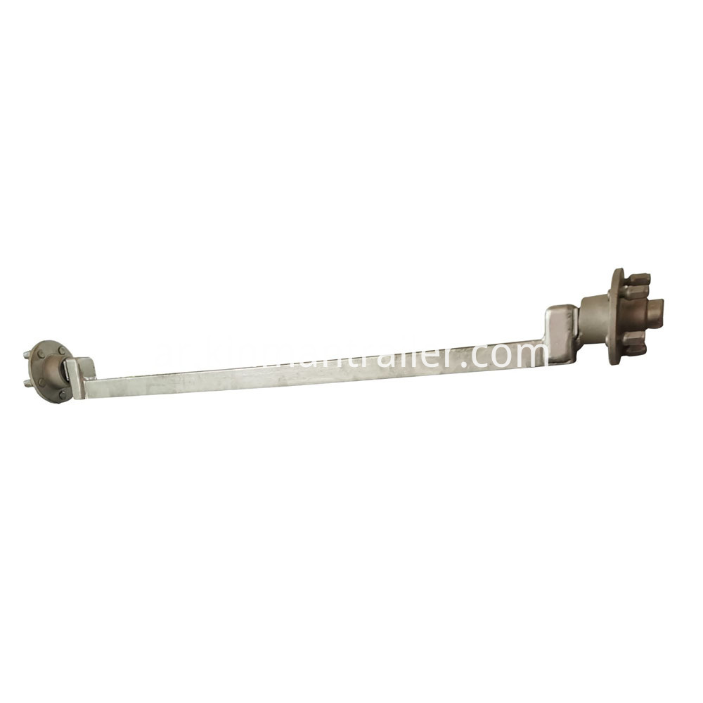 High Quality Drop Axle For Trailers