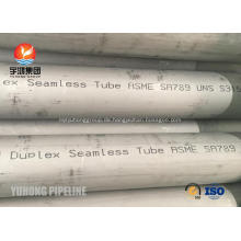 Duplex nahtlose Stahlrohr ASTM A789 UNS S31500