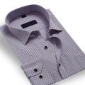 Мужская хлопковая фланелевая рубашка в клетку дешево