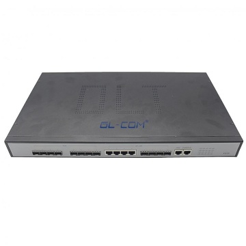 Оптоволоконное оборудование GPON 8PON OLT (NMS Management)