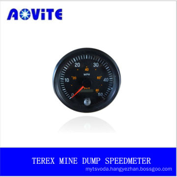 TEREX MINE DUMP TRUCK SPEEDMETER/ODOMETER