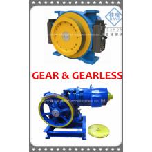 Motor de elevador Gearless Synchronous PM 500KG