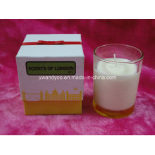 Düfte von London Luxus Glas Jar Candle