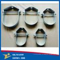 Abrazadera de alta calidad U Shap Clamp Horse Hoof hecha en China
