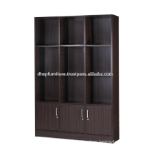 Wooden File Cabinet with Door, Book Shelf