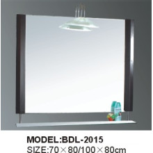 5mm Thickness Silver Glass Bathroom Mirror (BDL-2015)