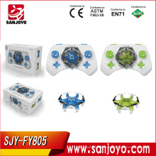 professional drone FY805 2.4G 4CH 6-Axis mini quadcopter Pocket hexacopter