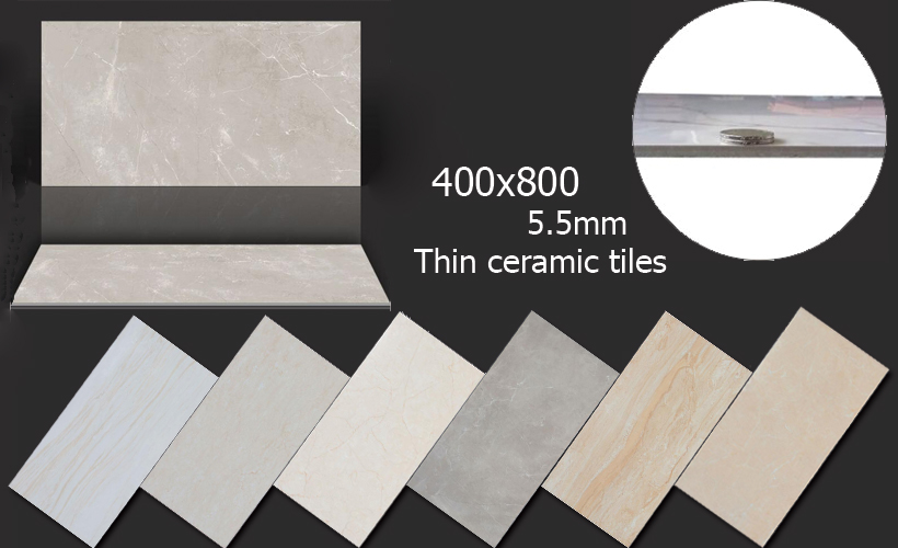 Long Thin Grey Tiles