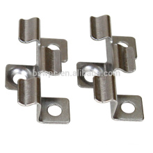 Stainless steel WPC decking clips