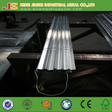 Hot-Dipped Galvanized Frame Finishing Star Picket Fence Post for Sale
