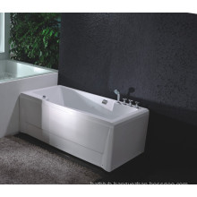 CE/Cupc R Skirted Whirlpool Bath Tubs with Jets Massage