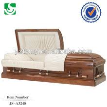 Caractéristiques simple meilleure qualité gros cercueil