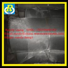 black coated Galvanized Wire cloth