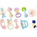 Figurines plásticos de alta qualidade da fábrica de OEM / ODM