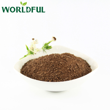 Le meilleur aliment organique de graine de thé d'engrais de vente avec de la paille, 100% de farine de thé de thé d'engrais naturel avec de la paille