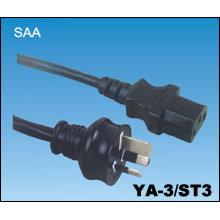 Australia estándar cable de extensión