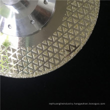 manufacturer price electroplated diamond saw blade cutting marble