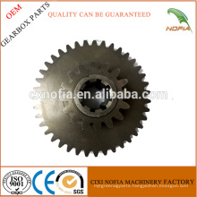 New kubota tractor/power tiller parts double layer idler gear for gearbox assay