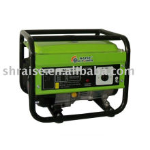 Бензиновый генератор с открытой рамой