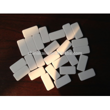 Blocos de dominó em branco
