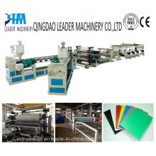 PP/PE/PS Foam Sheets Machinery Extrusion Making Machine Plant