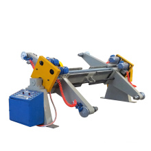 Good quality make carton machine electric mill roll stand for paperboard