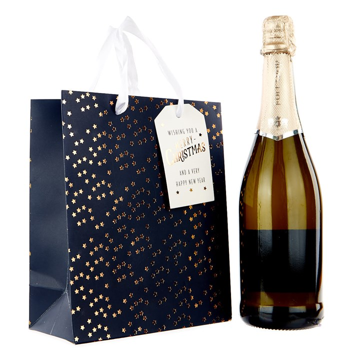 Wine Bottle Gift Bag 1