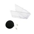 Custom earplug plastic blister clamshell packaging