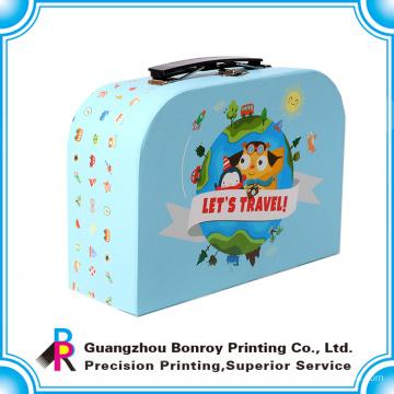 Офсетная печать прочное ламинированное высокого качества коробки подарка