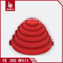 PP Material Bloqueo de la válvula de compuerta estándar