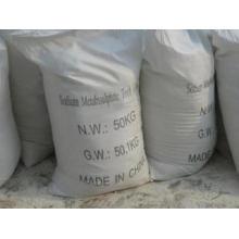 Высокое Качество Промышленная Ранг Очищенность 99% Безводный Сульфат Натрия