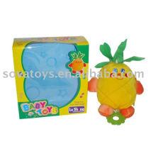 913990735-Baby campana de juguete de juguete de frutas de piña