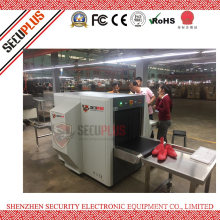Dual View X-ray Baggage Scanner X ray Needle Scanner for shoes factory