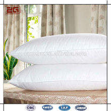Newest Design 5 Star Hotel Used Duck Down Filling Rectangle Hotel Pillows