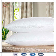 Mais recente Design Hotel de 5 estrelas Usado Duck Down Filling Rectangle Hotel Pillows