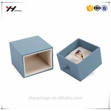 Impression d'emballage en gros personnalisé Colliers Bijoux Boîtes
