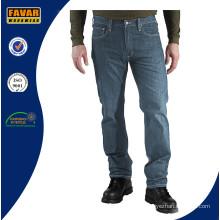 Straight-Fit Denim Herren Jeans