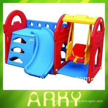 Children's Plastic Indoor Playground