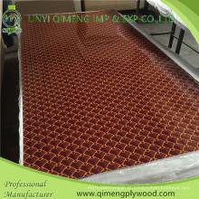 Muitos tipo 1220X2440X1.6-5.0mm papel Overlay madeira compensada de Linyi