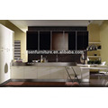 Great durability factory directly beige lacquer kitchen cabinets