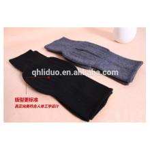 Alta qualidade, inverno, espessura, quente, elástico, cachemira, protetor, joelho, boné, almofadas, suporte