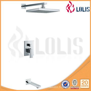 (LLS-91011) Mitigeur de douche à bain dissimulé