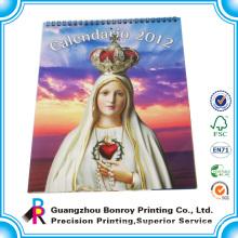 New customized design colorful handmade advent calendar