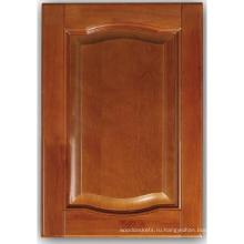 Твердой древесины Кухонный шкаф двери (HLsw-7)