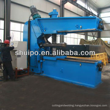 CNC dished head spinning machine/Shuipo CNC dish end forming machine