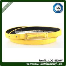 Novamente Design Butterfly Kids Fashion Belt Belt Ladies Belts