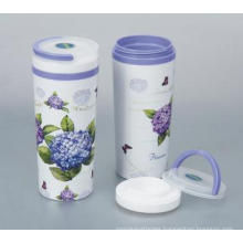 Excellent in Quality Double-Deck Plastic Cup