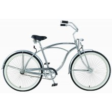 Springer Forks Chrome Plated Beach Cruiser Bicycle (MK16BC-26102)